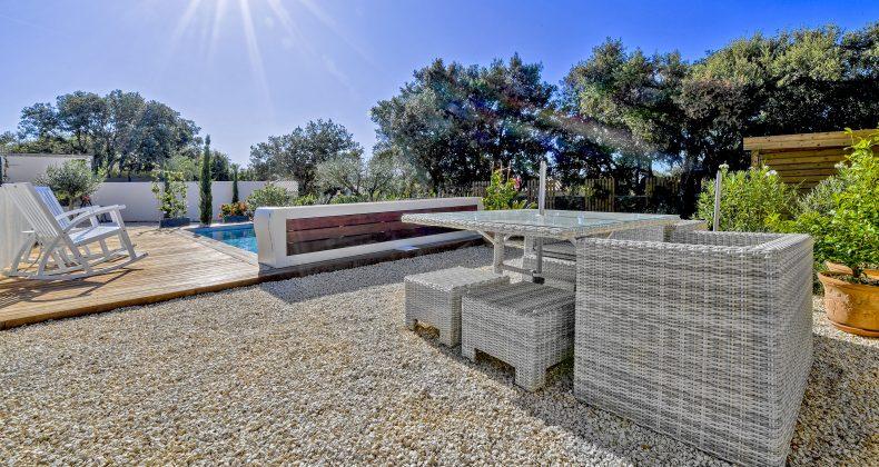 jardin construction